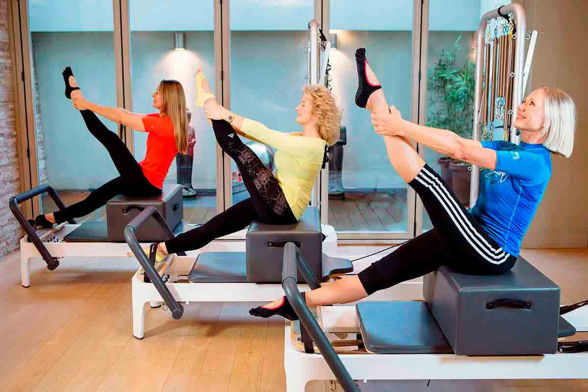 Bodyvita - Pilates lessen in Amsterdam centrum