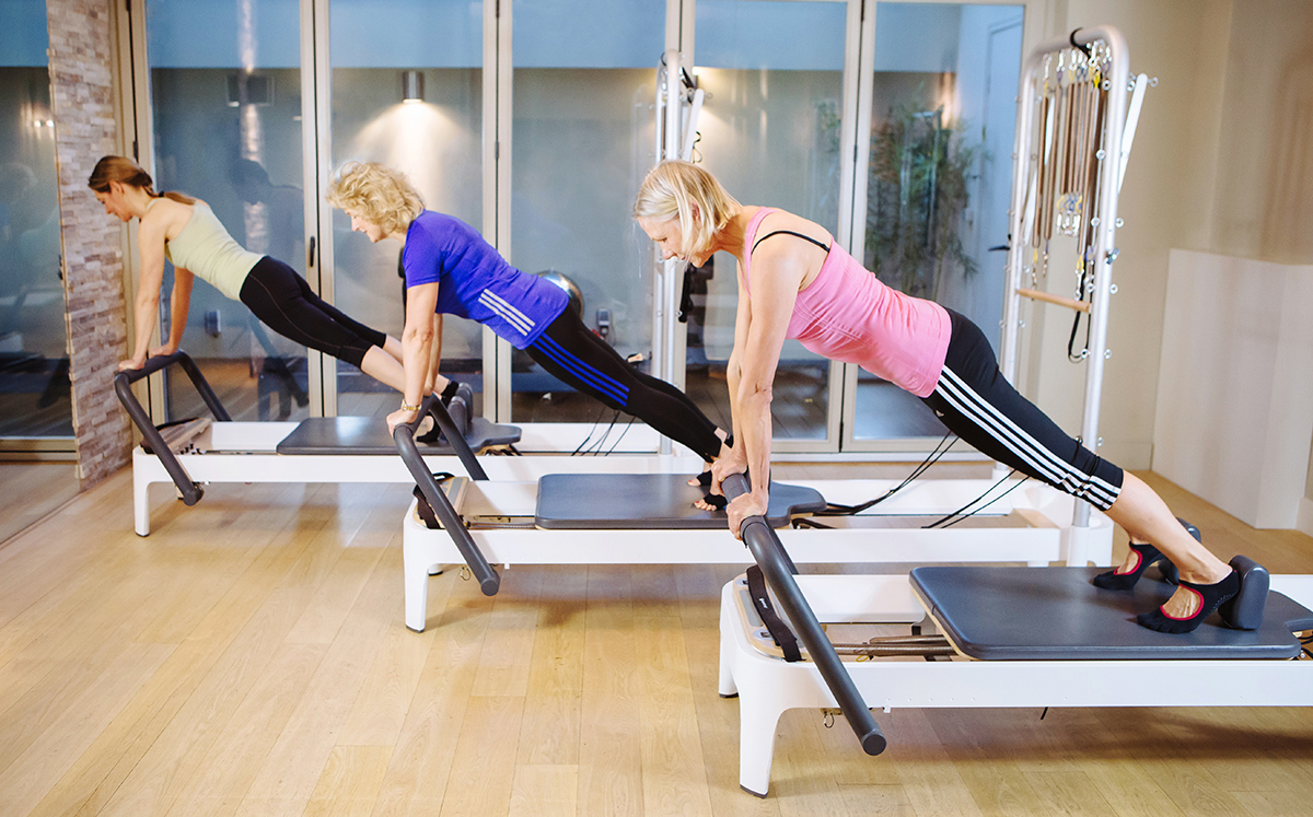 Pilates for the Advanced