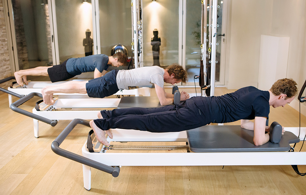 PILATES PERSONAL TRAINING Individual training programs Bodyvita's Personal Training offers you the full devotion and personal attention of a professional Pilates trainer.